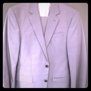 Kenneth Cole Suit 40r 32x32 pant